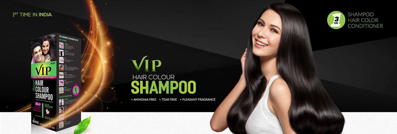 Best Solution For Grey Hair Vip Hair Colour Vip Hair Colour Shampoo
