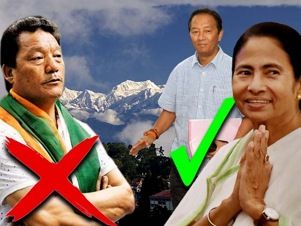 Gorkha Janmukti Morcha officially ends association with BJP-led NDA