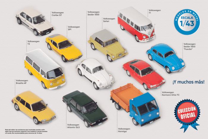 Colección Volkswagen México