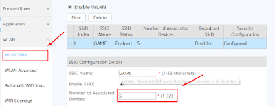 Nah kita bakal share tutorial Cara Membatasi Jumlah Pengguna  Cara Membatasi Jumlah Pengguna Wifi Kita Huawei HG8245H5
