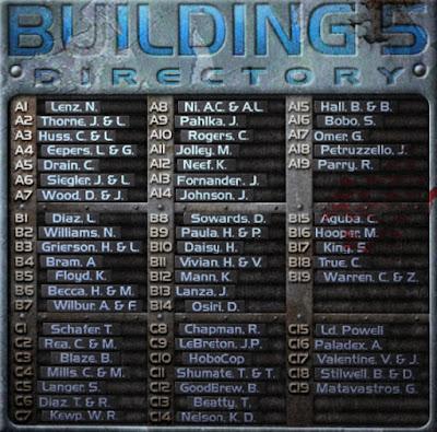 Anachronox building 5 directory