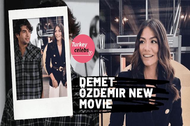 Demet özdemir and şükrü özyıldız became the new duo of cinema.