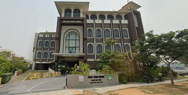 Masjid Yusof Ishak Singapura