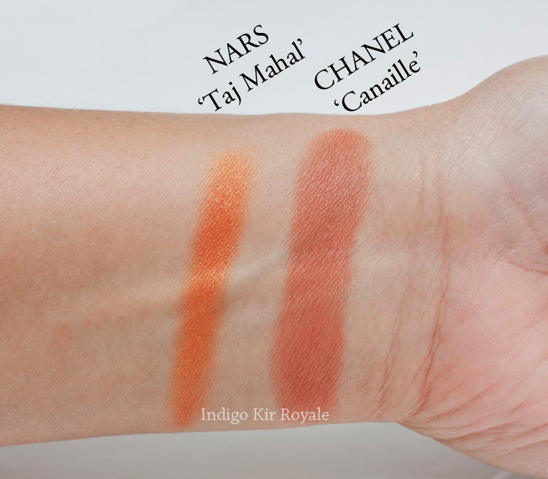 CHANEL JOUES CONTRASTE / POWDER BLUSH IN 'CANAILLE' (89) | Indigo ...