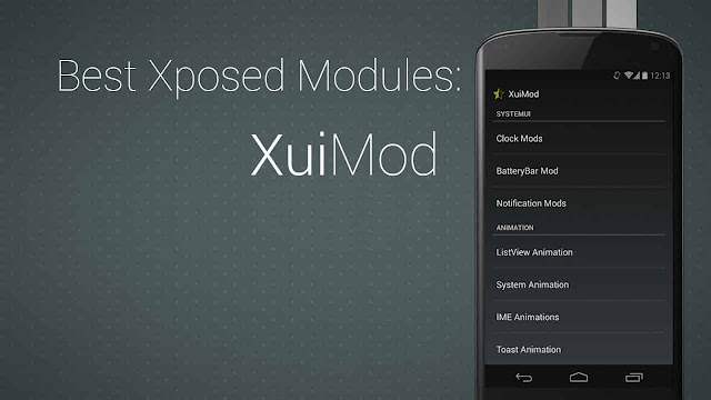 Inilah Modul Xposed Terbaik untuk Customize Android