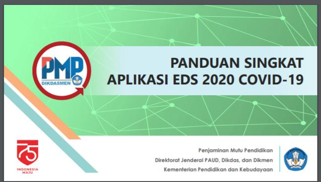 gambar aplikasi eds pmp covid 19 2020