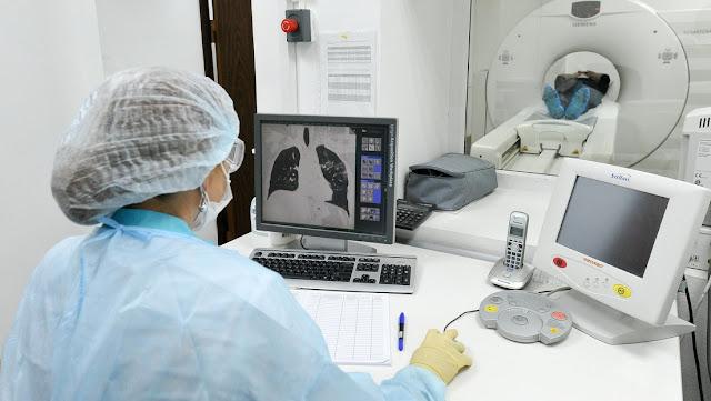 Rusia registra 4.785 nuevos casos de coronavirus en un día y el total asciende a los 36.793