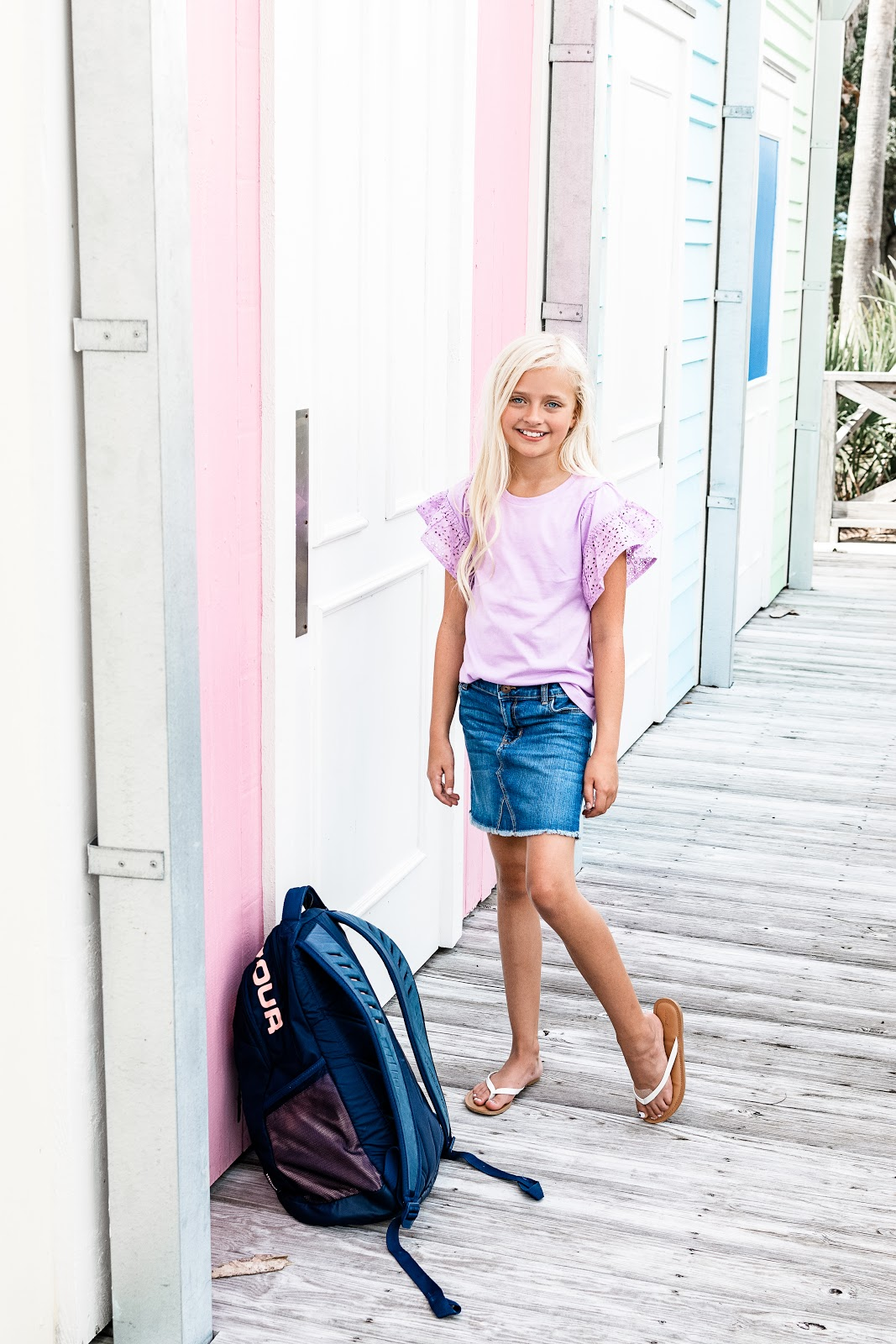 Back to School Shopping and First Day Looks with OshKosh! OshKosh Bgosh Back to School shirt back to school pants back to school shorts back to school skirt back to school look backpack outfit style clothes fashion ideas inspiration back to school shopping  OshKosh coupon code OshKosh promo code