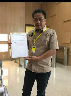 DPP BAIN HAM RI Laporkan Ke KPK Dugaan Korupsi Infrastruktur Di Prov Sulsel