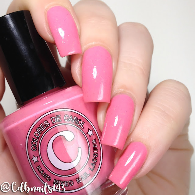 Colores de Carol-Believe In Pink