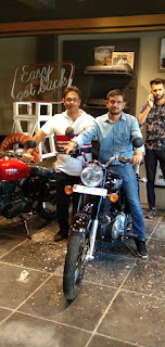 Launches new variants of Royal Enfield Bullet : Sunny Bhatia