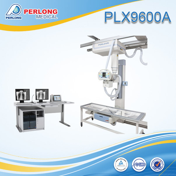 Perlong Medical: Digital fluoroscopy machine price PLX9600A