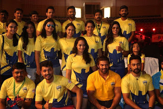 CBL 2016 (Celebrity Badminton League) Event Stills ~ Celebs Next
