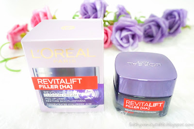 L'Oreal Paris Revitalift Filler [HA] Review Singapore