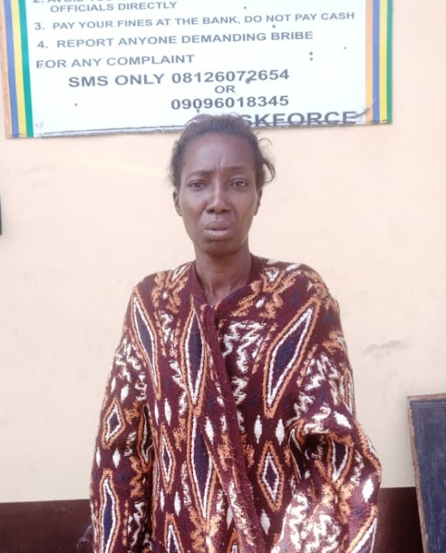 LAGOS TASK FORCE ARRAIGNS FAKE FEMALE HOUSE AGENT OVER FRAUD.