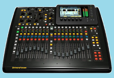Behringer X32 Driver-Firmware