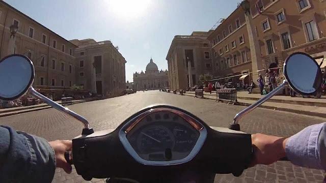 Dicas para ser um bom condutor de carro em Roma