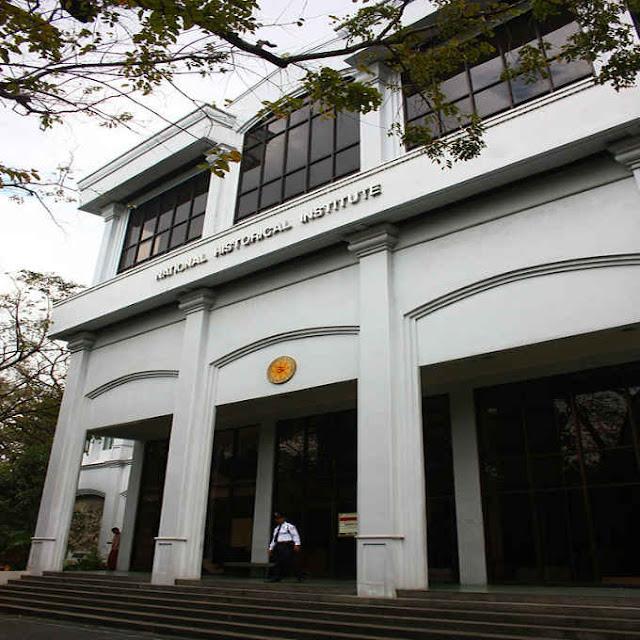 pambansang komisyong pangkasaysayan ng filipinas