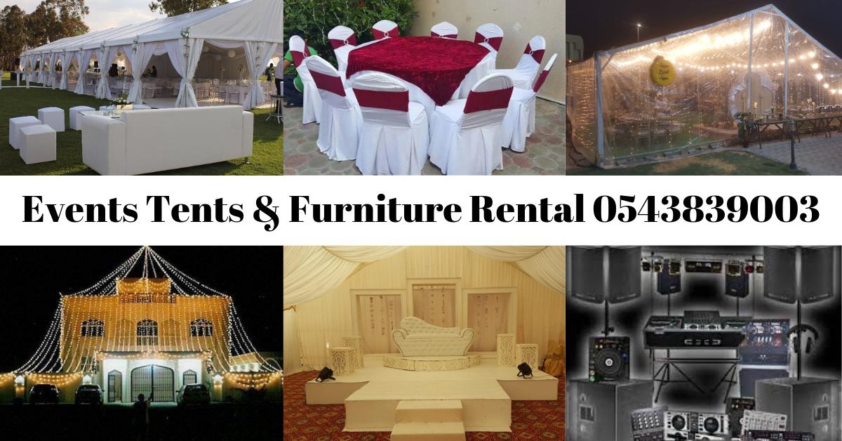Wedding Tents Rental in Dubai Sharjah Ajman UAE: Marquee