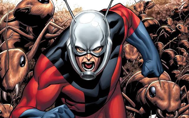 Asal-Usul Ant-Man (Hank Pym)