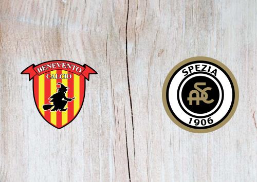 Benevento vs Spezia -Highlights 07 November 2020