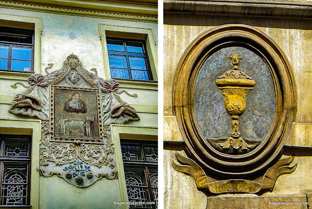 Rua Nerudova, Praga