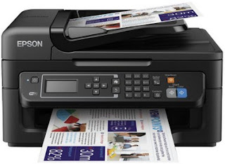 Epson WF-2650DWF Driver Download