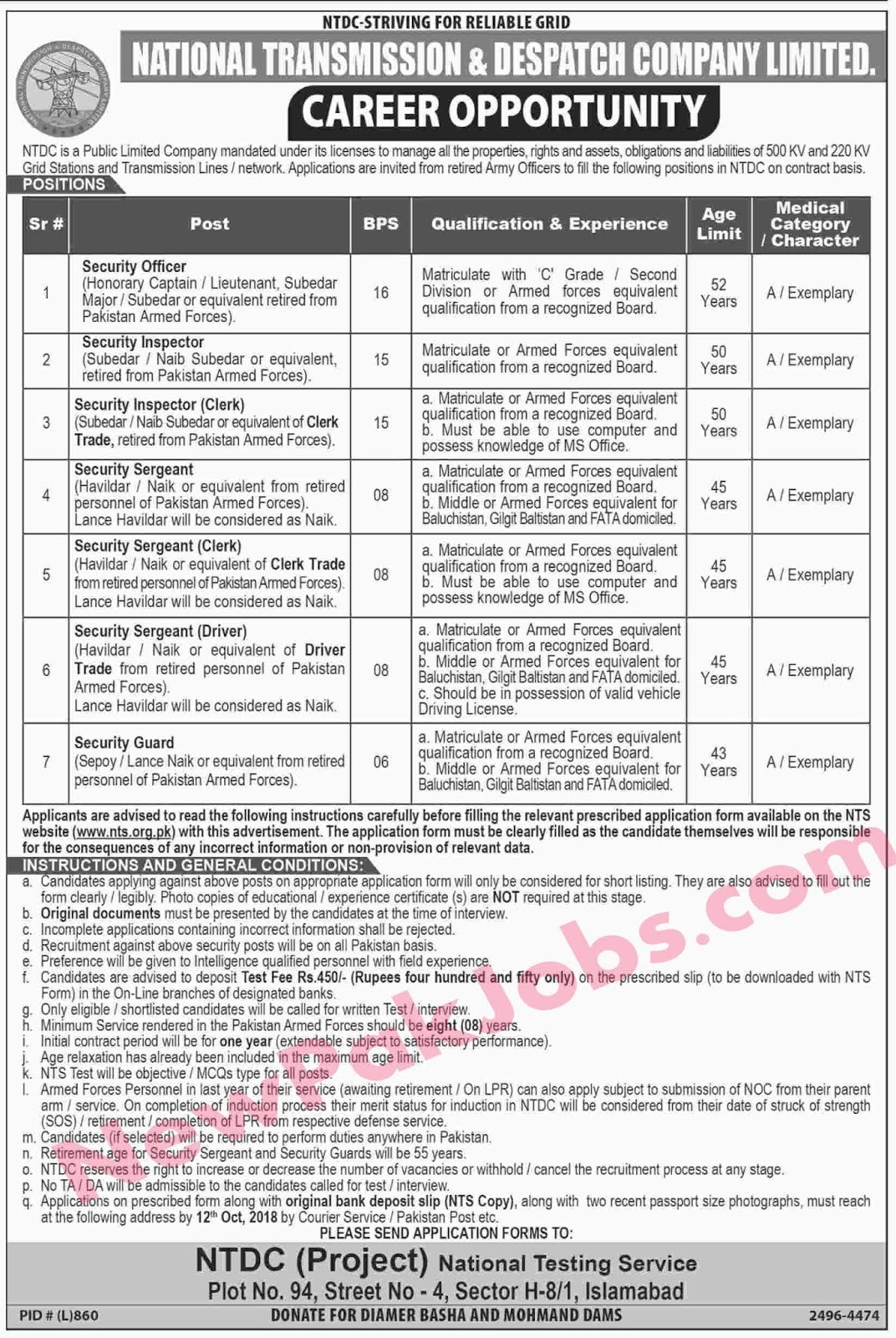 nts-ntds-jobs-september-2018
