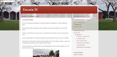 Proyecto: Blog escolar