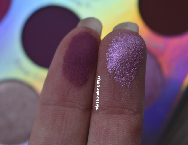 Chasing Rainbows de Colourpop