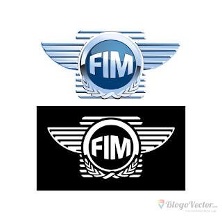 Fédération Internationale de Motocyclisme (FIM) Logo vector (.cdr)