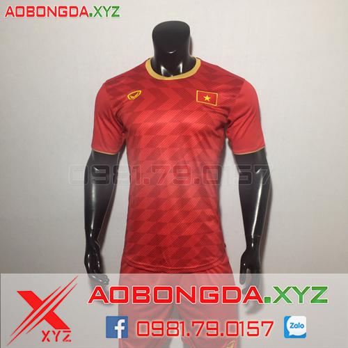 Áo Đội Tuyển Việt Nam 2019-2020 Sân Nhà