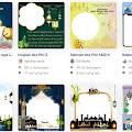 Twibbonize Hari Raya Idul Fitri 2021, Berikut 11 Foto Bingkai Twibbon Keren