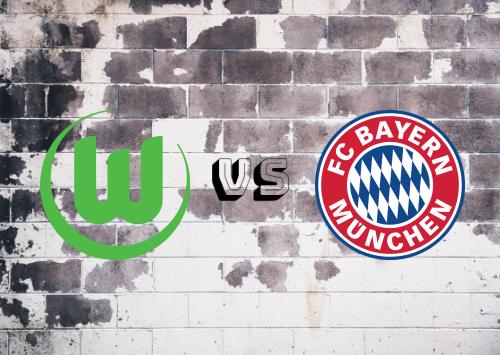 Wolfsburg vs Bayern München  Resumen y Partido Completo