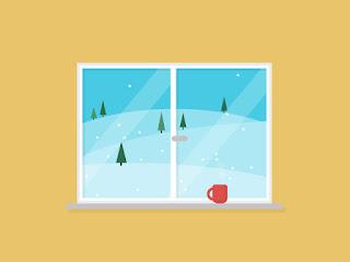 CSS Snowfall