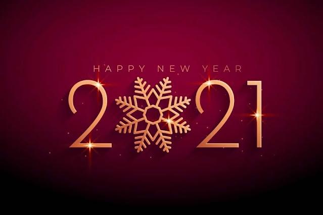 صور تنهئة برأس السنة الميلادية 2021