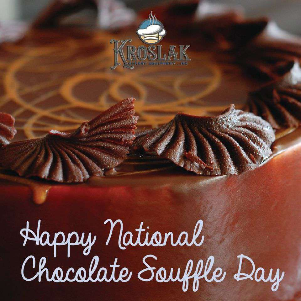 National Chocolate Souffle Day Wishes Images