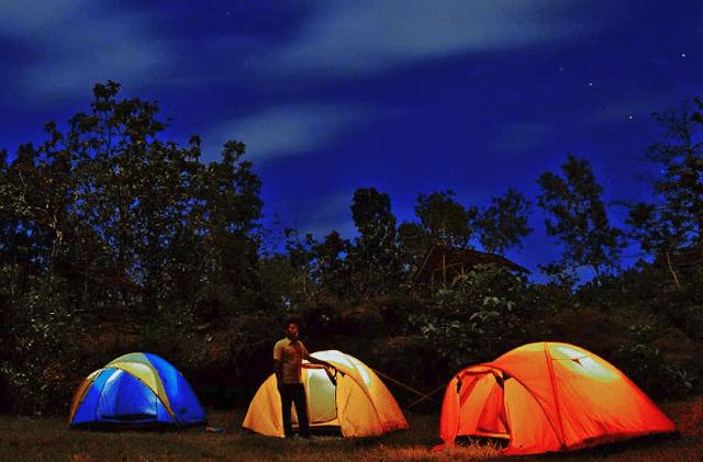 Goa Tanding, sebuah obyek wisata yang tengah populer di Gunungkidul.