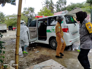 Lagi, Dua Warga Desa Lanca Terkonfirmasi Positif Covid-19 Dibawa ke Rumah Singgah