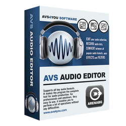 AVS Audio Editor v7.1.3.444 Full Version