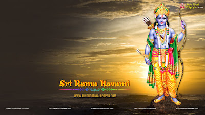 Happy Ram Navami Images with Wishes