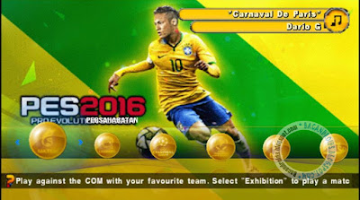 download Game PES Rixal 2016 ISO Update Patch Terbaru V1 For PSP