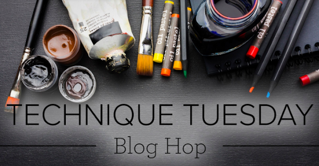 Technique Tuesday Blog Hop: Die Cutting