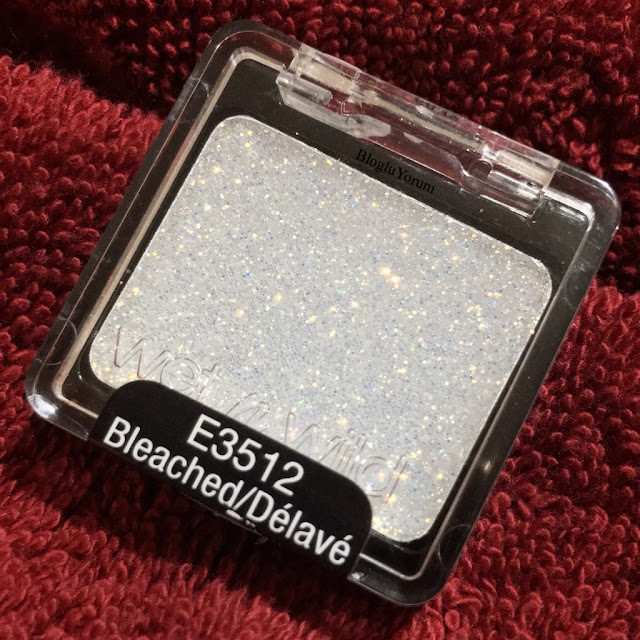 wet n wild color icon glitter bleached 2