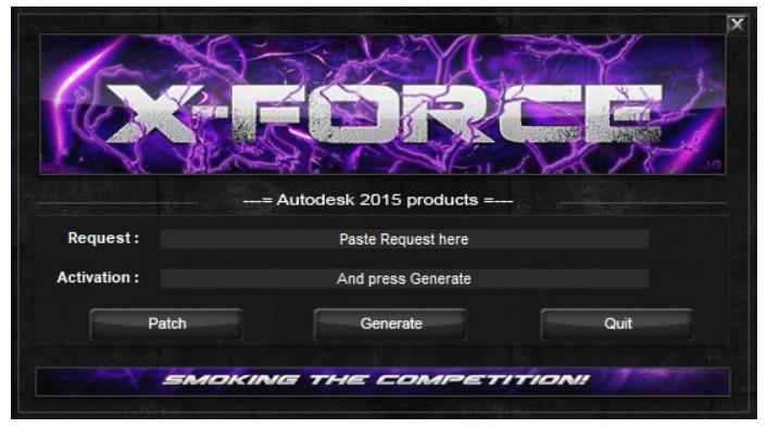 2018 xforce keygen autocad X