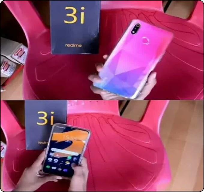 Realmi ने अपना स्माटफोन लॉन्च किया कीमत जनके चोक जाओगे।