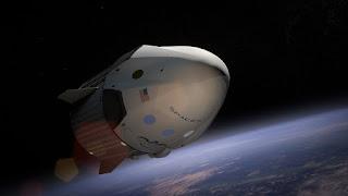 spacex, dragon, crew, crew dragon, wahana antariksa, teknologi antariksa, elon musk, spacex crew dragon, pengembangan teknologi antariksa