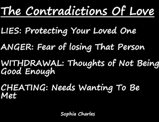 The Contradictions Of Love