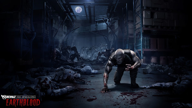 Werewolf: The Apocalypse - Earthblood on PC, PS4, PS5, Xbox ONE and Xbox Series S/X