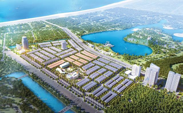 Phối cảnh dự án Lakeside Palace